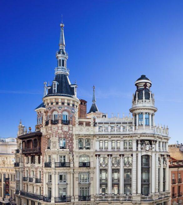 Fachada de Casa Decor en 2021