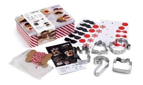 Kit cookies de Navidad para regalar LEKUE