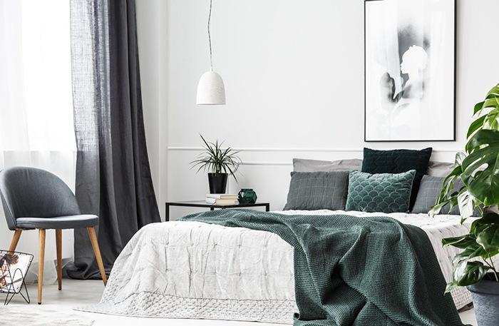 Tips para crear un dormitorio más acogedor