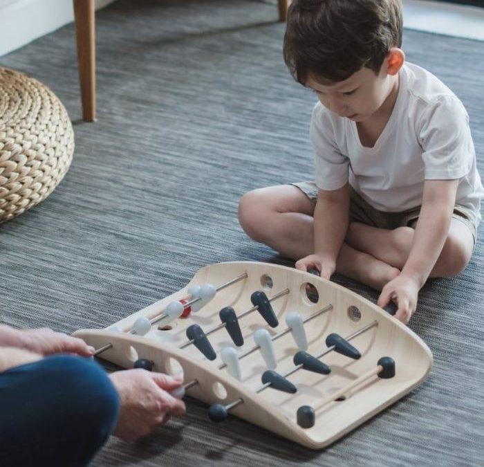 Juguetes de diseño para la diversión de todos los niños
