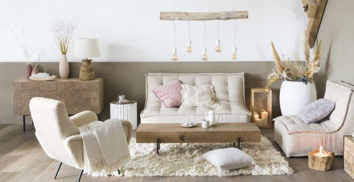 modulo-de-sofa-de-2-plazas-estilo-contemporaneo de Maisons du Monde