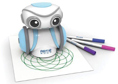 Juguete educativo para los niños tecnológicos