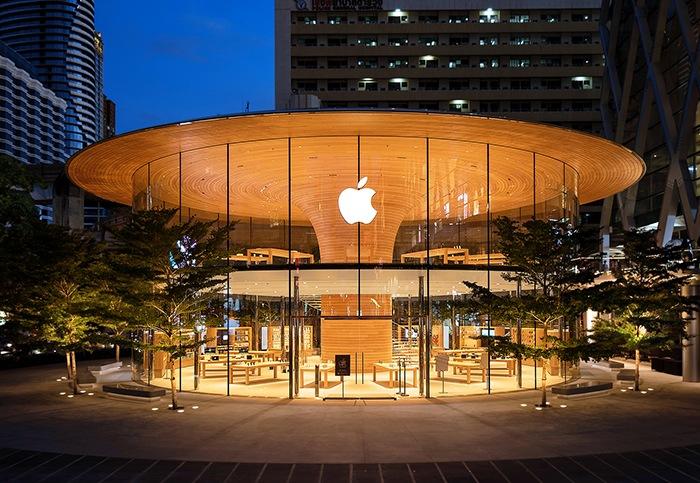 Ganador concurso arquitectónico ArchDaily 2021 iluminación interior Apple