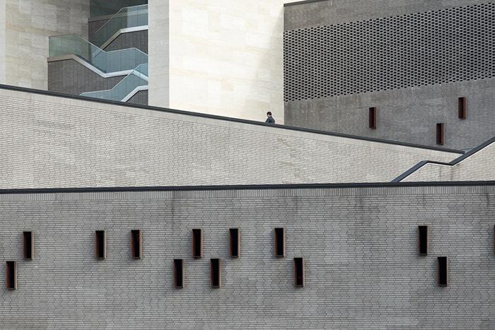 Ganador concurso arquitectónico ArchDaily 2021 escaleras exteriores proyecto