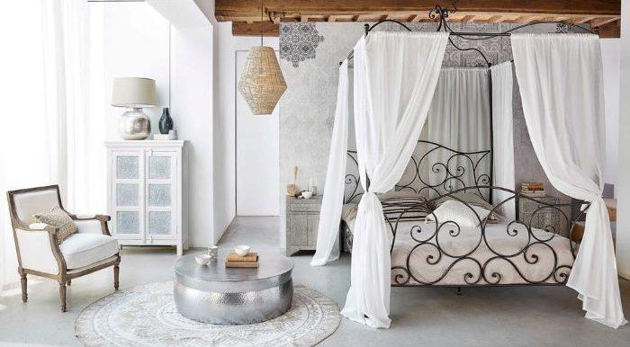 Lámpara de estilo exótico ideal para tu dormitorio