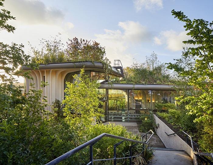 Ganador concurso arquitectónico ArchDaily 2021 exterior proyecto